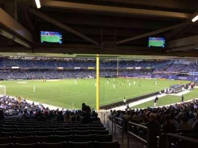 Yankee Stadium sección 108