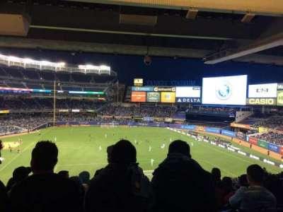 Yankee Stadium sección 214a