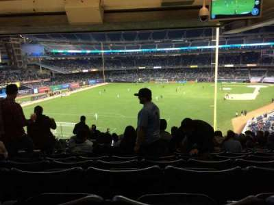 Yankee Stadium sección 233a