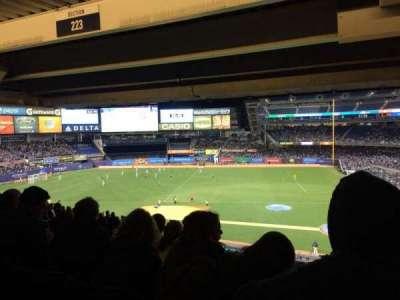 Yankee Stadium sección 223