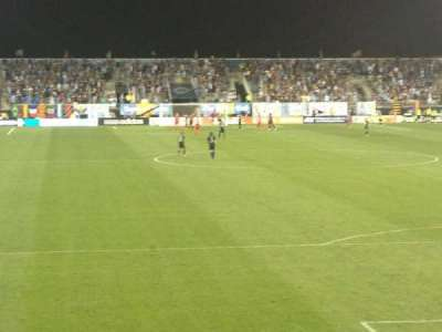 Talen Energy Stadium, sección: 118, fila: J, asiento: 17
