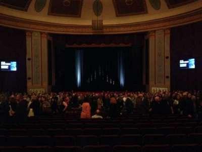 Strand-Capitol Performing Arts Center, sección: orchestra center, fila: Cc, asiento: 104
