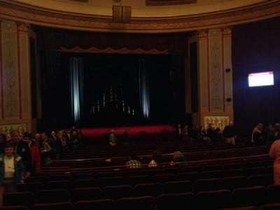 Strand-Capitol Performing Arts Center, sección: orchestra center, fila: X, asiento: 115
