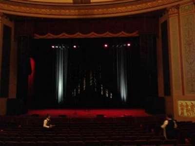 Strand-Capitol Performing Arts Center, sección: orchestra right, fila: P, asiento: 106