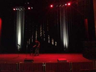 Strand-Capitol Performing Arts Center, sección: orchestra center, fila: G, asiento: 101