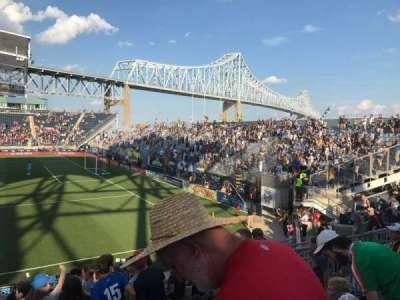 Talen Energy Stadium, sección: 103, fila: N, asiento: 12