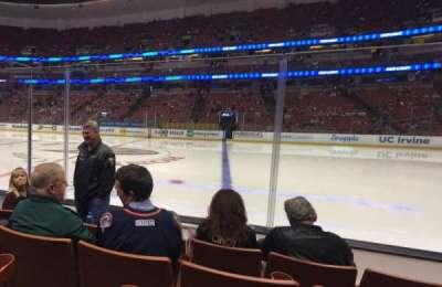 Honda Center, sección: 221, fila: D, asiento: 10