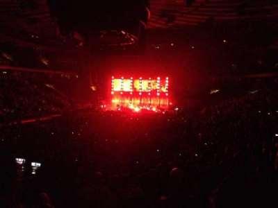 Madison Square Garden, sección: 103, fila: 14, asiento: 20