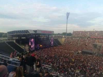 Mapfre Stadium, sección: 227, fila: 6, asiento: 9