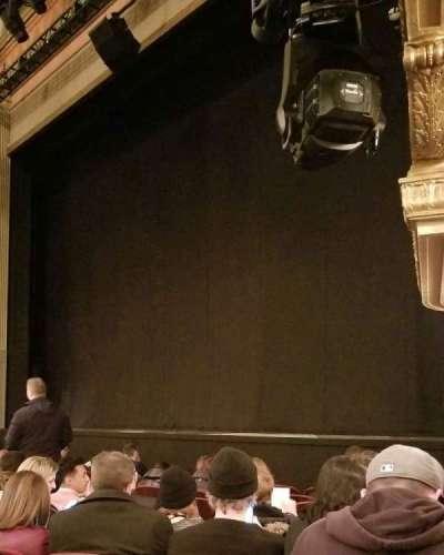 Neil Simon Theatre, sección: Orch, fila: H, asiento: 22