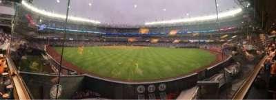 Yankee Stadium sección Pepsi Lounge