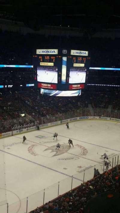 Honda Center, sección: 439, fila: C, asiento: 4-7