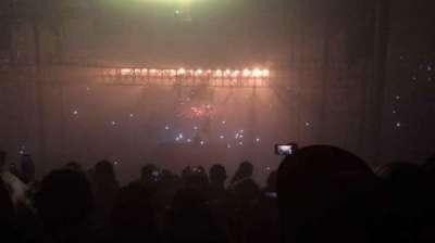 Allstate Arena, sección: 206, fila: J, asiento: 27
