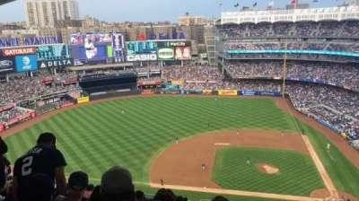 Yankee Stadium, sección: 424, fila: 13, asiento: 1
