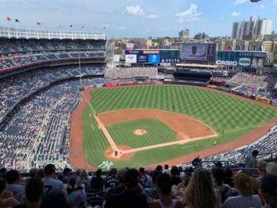 Yankee Stadium sección 419