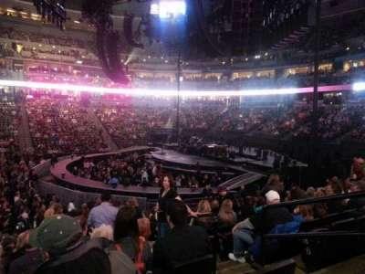 Pepsi Center, sección: 148, fila: 16, asiento: 4