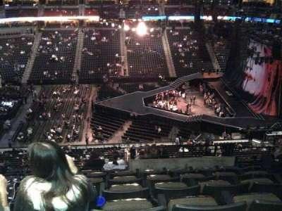 Pepsi Center, sección: 302, fila: 11, asiento: 13