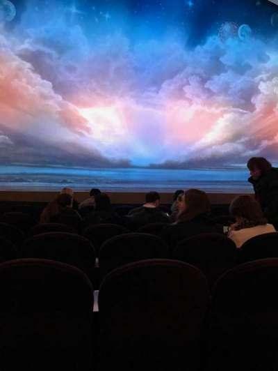 Eugene O'Neill Theatre, sección: Orchestra, fila: G, asiento: 112
