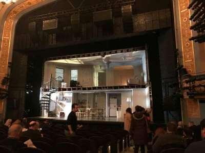 Gerald Schoenfeld Theatre, sección: Orchestra, fila: M, asiento: 2