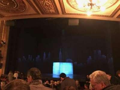 Walter Kerr Theatre, sección: Orchestra, fila: N, asiento: 101