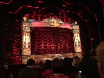 Walter Kerr Theatre, sección: Orchestra, fila: K, asiento: 118