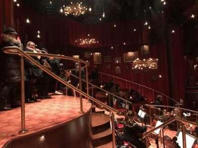 Imperial Theatre, sección: Onstage, fila: BD, asiento: 21