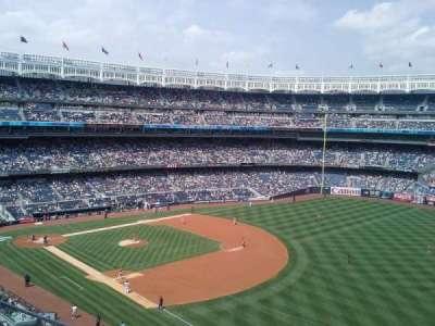 Yankee Stadium sección 311
