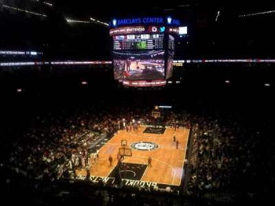 Barclays Center sección 231