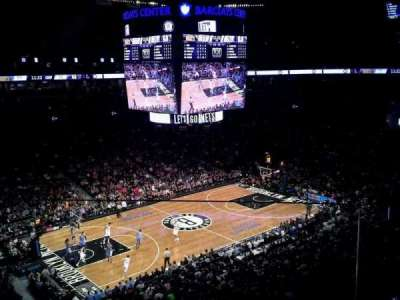 Barclays Center sección 212