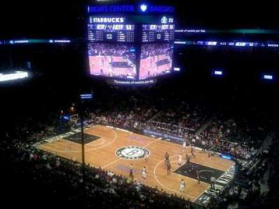 Barclays Center sección 221