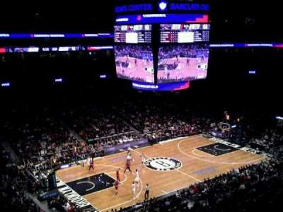 Barclays Center sección 228