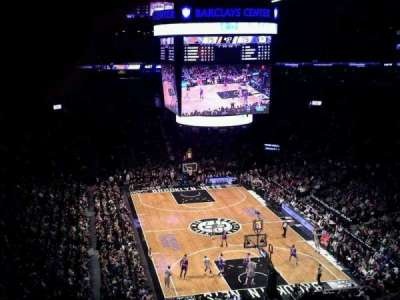 Barclays Center sección 217