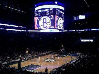 Barclays Center sección 114