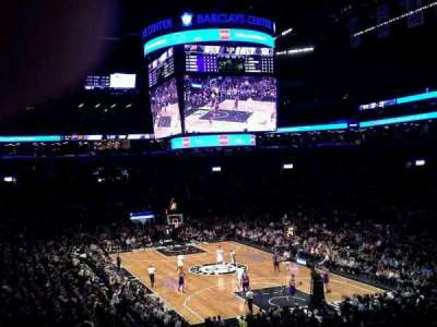 Barclays Center sección 102