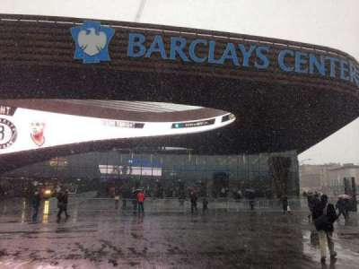 Barclays Center sección Main Entrance