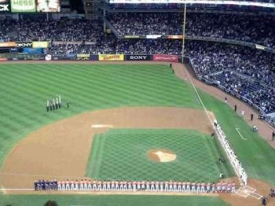 Yankee Stadium sección 424