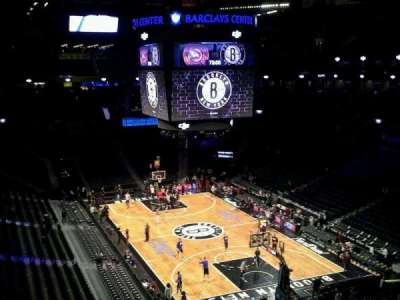 Barclays Center sección 218