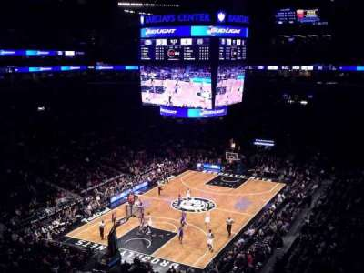 Barclays Center sección 229