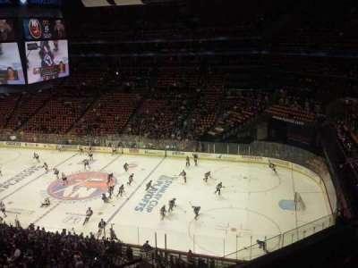 Barclays Center, sección: 204, fila: 7, asiento: 24