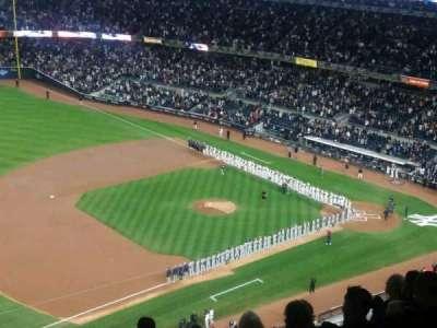 Yankee Stadium sección 428
