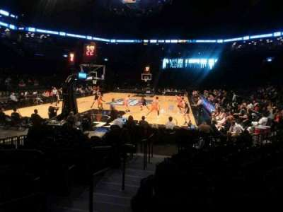 Barclays Center sección 15