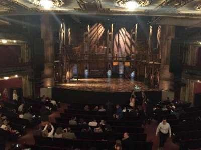 PrivateBank Theatre, sección: DRCR-C, fila: A, asiento: 208