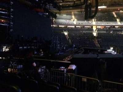 Madison Square Garden, sección: 115, fila: 6, asiento: 15