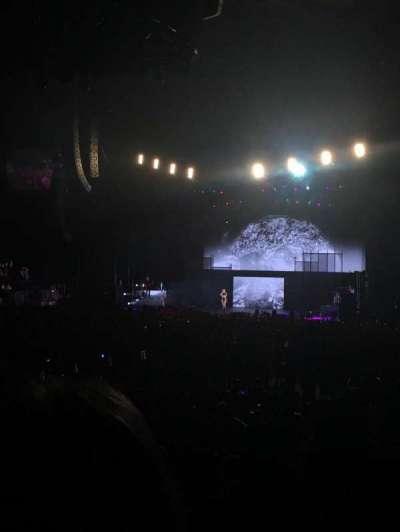 Madison Square Garden, sección: 104, fila: 10, asiento: 16