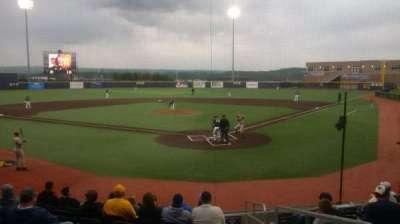 Monongalia County Ballpark, sección: 104, fila: J, asiento: 17