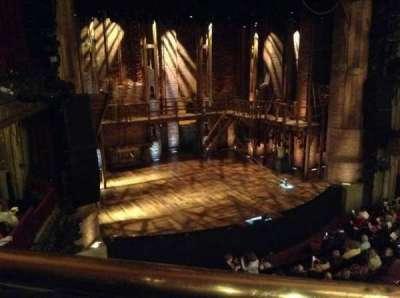 PrivateBank Theatre, sección: Mezzanine L, fila: A, asiento: 5