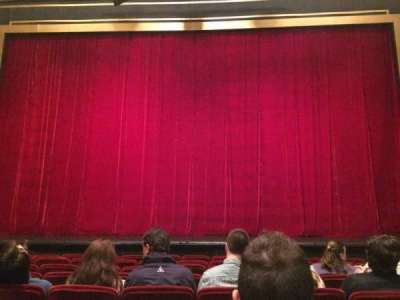 Teatro Maipo, sección: Main, fila: 8, asiento: 4