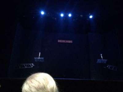 Teatro Apolo (Buenos Aires), sección: Main, fila: 2, asiento: 3