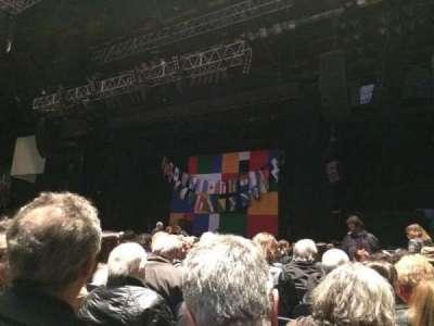 Luna Park (Buenos Aires), sección: Platea, fila: 17, asiento: 2