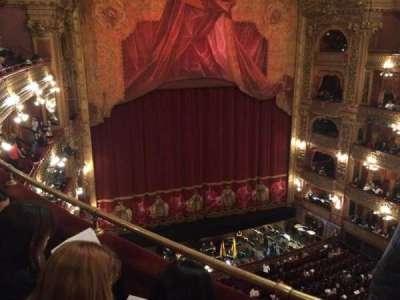 Teatro Colón, sección: Tertulia 1er Lateral, fila: 2, asiento: 75
